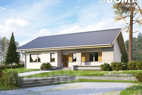 Projekty domów parterowych – alternatywa dla M-4 w bloku