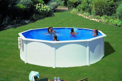 Co trzeba wiedzieć, decydując się na basen ogrodowy?