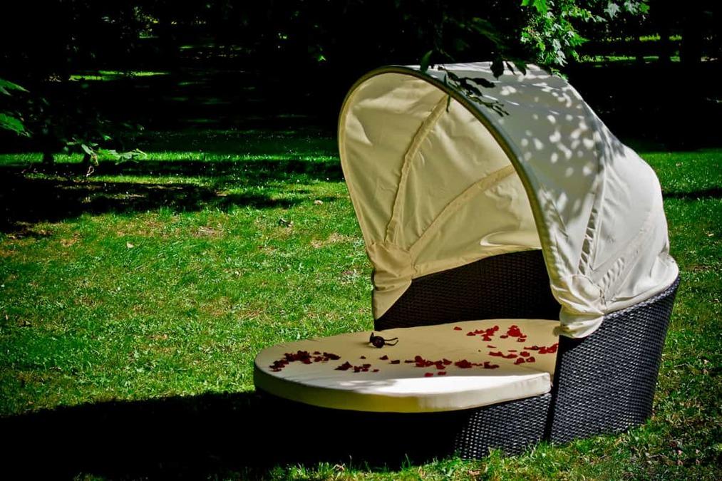 łóżko ogrodowe Aster