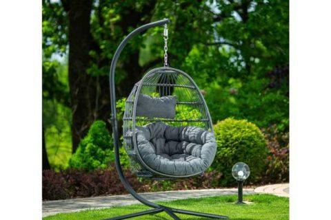 Wady i zalety aluminiowych huśtawek ogrodowych